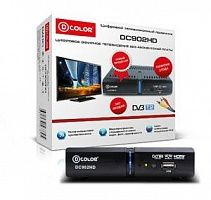 Ресивер D-Color 902 HD DVB-T2