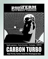 Дрожжи PuriFerm Spirit Makers Trademark Turbo Carbon 106гр.